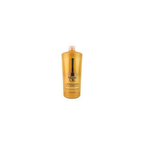 Mythic oil, szampon do włosów cienkich i normalnych, 1000ml Loreal