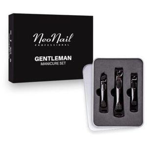 Zestaw Gentleman Manicure Set (5903274079558)
