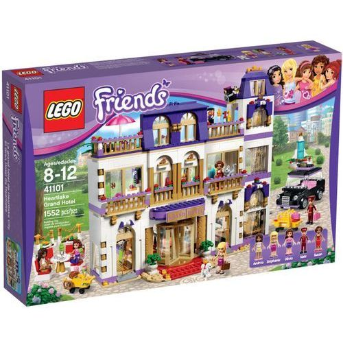 Lego FRIENDS Friends grand hotel w heartlake 41101