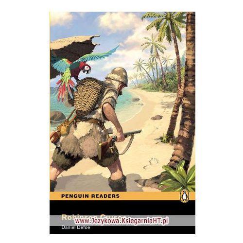Robinson Crusoe Plus MP3 CD Penguin Readers Classic (9781408278154)