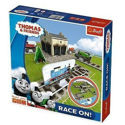 Trefl Race on thomas & friends