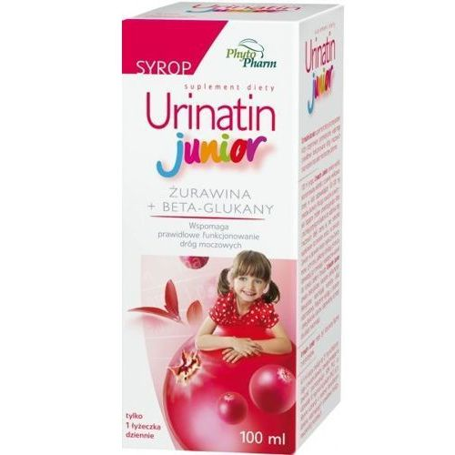 Urinatin junior syrop 100ml Phytopharm