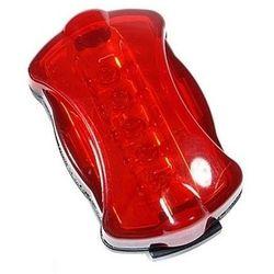 Lampka tylna HY-198 5 LED 7 Trybów