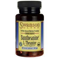 Kapsułki Swanson Suntheanine L-Teanina 60 kaps.