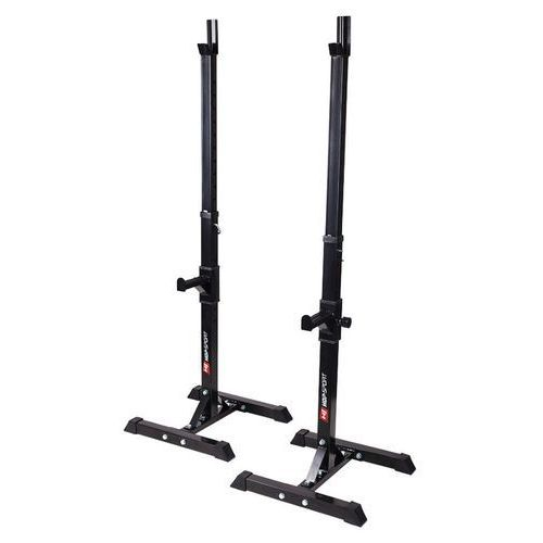 Regulowane stojaki pod sztangę z asekuracją hs-1015 Hop-sport