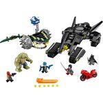 76055 BATMAN KROKODYL ZABÓJCA Batman: Killer Croc Sewer Smash - KLOCKI LEGO SUPER HEROES