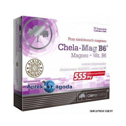 Chela-Mag B6 30 kaps. (5901330003912)