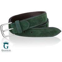 Zielony pasek do spodni casual Miguel Bellido 945-35-8886-12-007