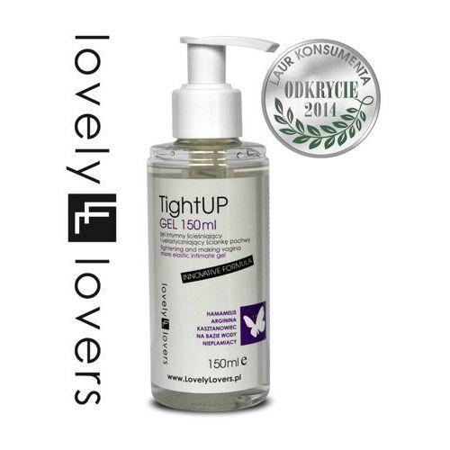 Tight-up gel żel ścieśniający pochwę efekt dziewicy 150 ml marki Lovely lovers