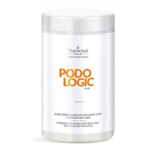Farmona PODOLOGIC ACID Silnie zmiękczająca sól do kąpieli stóp z kwasami AHA i BHA - Bardzo popularne