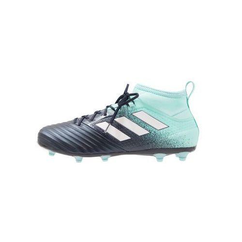 Adidas Performance ACE 17.2 FG Korki Lanki energy aqua/footwear white/legend ink, CCZ31