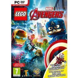 Traveller's tales Lego marvel's avengers pl pc