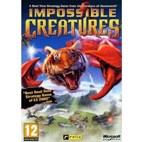 Impossible creatures - k00417- zamów do 16:00, wysyłka kurierem tego samego dnia! marki Nordic games