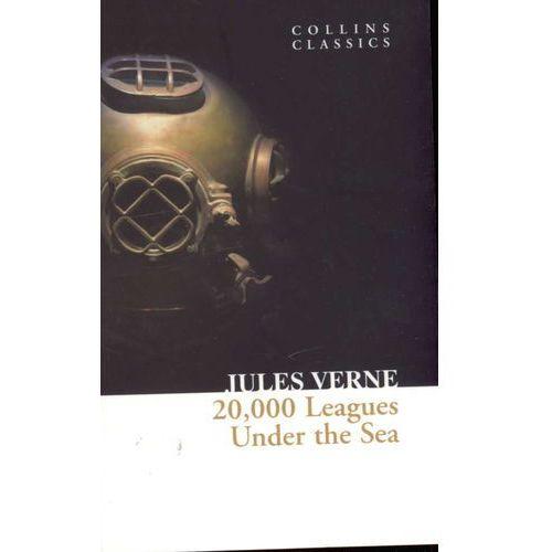20000 leagues under the sea, oprawa miękka