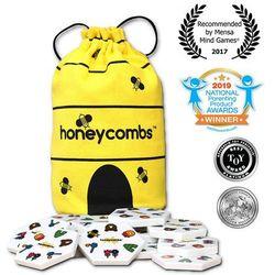 Gra Honeycombs - plastry miodu