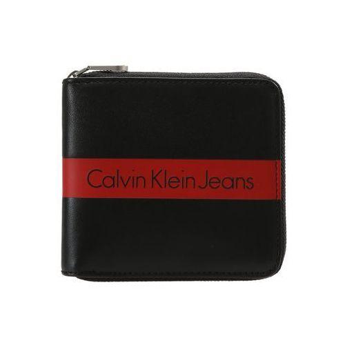Calvin Klein Jeans LOGO POP ZIP AROUND Portfel black