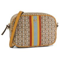 Torebka TORY BURCH - Gemini Link Canvas Mini Bag 57743 Daylily Gemini Link 783