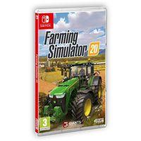 Farming Simulator 20 Gra NINTENDO SWITCH