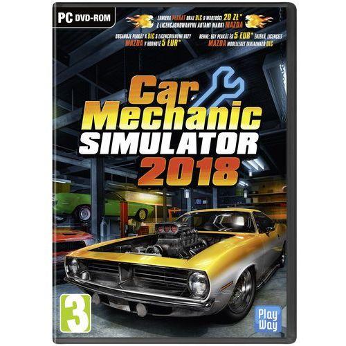 Gra PC Car Mechanic Simulator 2018