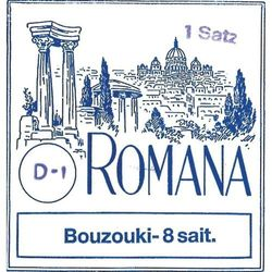 Struny do gitary  Romana muzyczny.pl