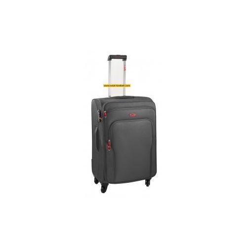 Model 530 walizka średnia 4 koła materiał poliester zamek szyfrowy tsa Dielle