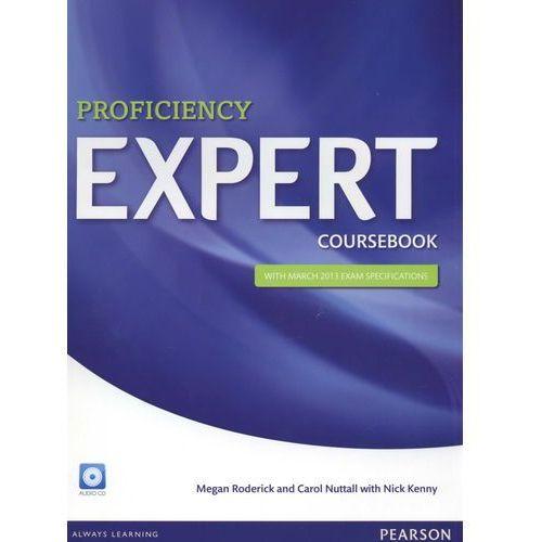 Proficiency Expert, Coursebook (podręcznik) with Audio Cds (2013)