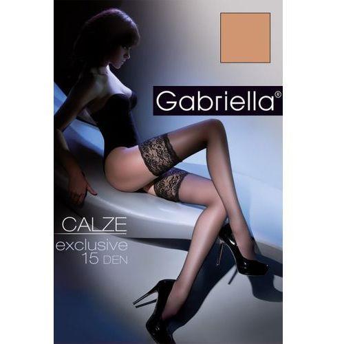 Gabriella exclusive 201 15 den nero pończochy (20112126)
