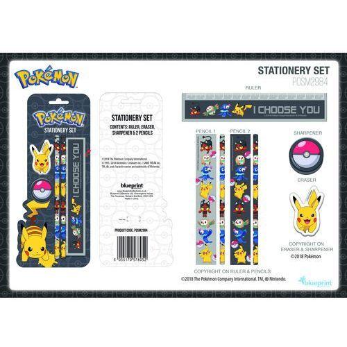 81b370f80ac68 ▷ Zestaw szkolny pokemon (Blueprint) - ceny, opinie / recenzje ...