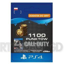 Call of Duty: Modern Warfare 1100 Punktów [kod aktywacyjny] PS4, SCEE-XX-S0047666