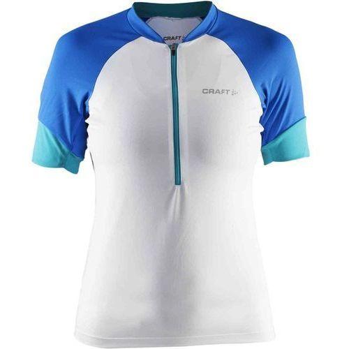 Craft koszulka rowerowa classic w white s