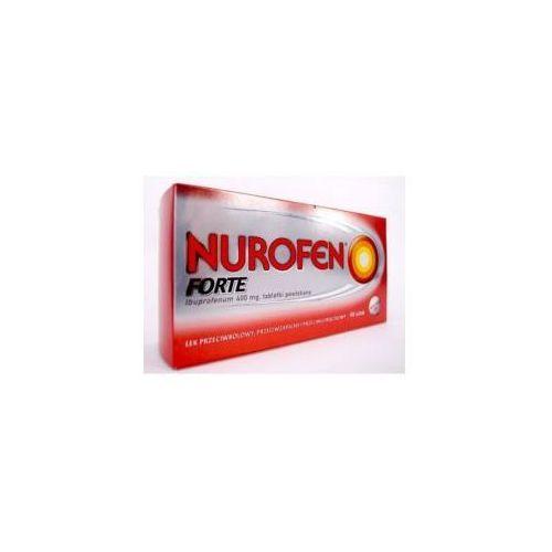 Tabletki NUROFEN FORTE 400MG, 48 TABLETEK