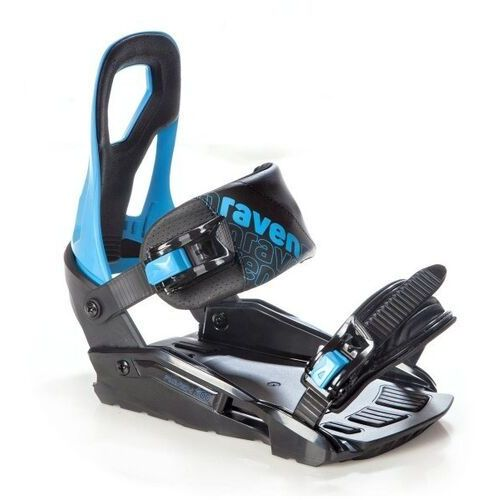 Wiązania snowboardowe Raven s200 (black / blue) 2020 (5902276683053)