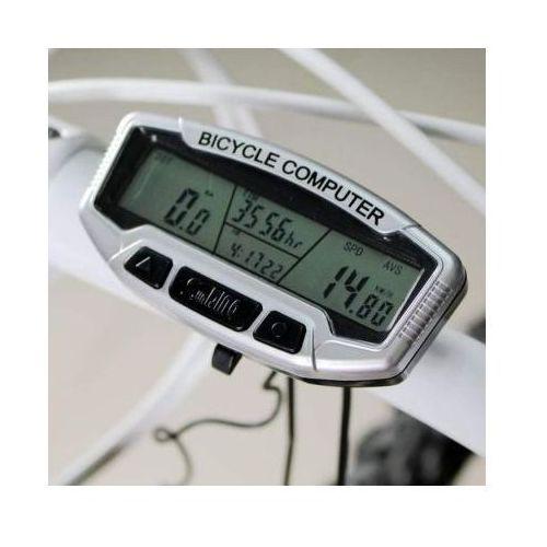 Cyfr. licznik rowerowy - 28 funkcji!! marki S-ding