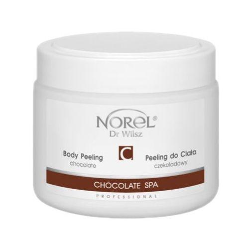 Chocolate spa body peeling chocolate czekoladowy peeling do ciała (pp183) - 1000 ml Norel (dr wilsz)