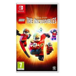 Gra Nintendo SWITCH Lego Incredibles Iniemamocni, NSS403