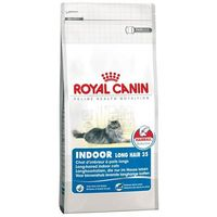 Karma ROYAL CANIN Cat Food Indoor Longhair 35 Dry Mix 4kg - 3182550739405