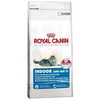 Karma ROYAL CANIN Cat Food Indoor Longhair 35 Dry Mix 4kg - 3182550739405