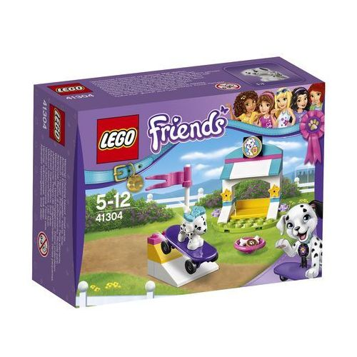 LEGO Friends, Sztuczki i przysmaki dla piesków, 41304