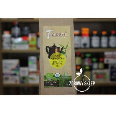 Czarna herbata T'RENUTE (herbaty) biogo.pl - tylko natura