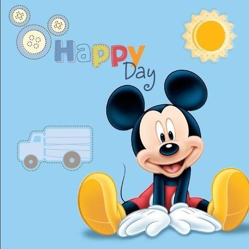 Zabawka DISNEY MARDSN53BMK Piszcząca książeczka Mały Mickey