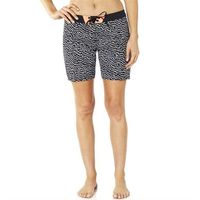 kąpielówki FOX - Chargin Boardshort Black/White (018)