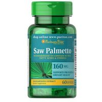 Saw Palmetto ekstrakt 160mg 60 kaps.