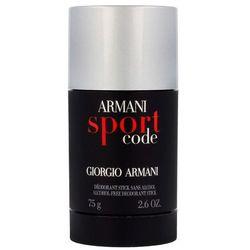 Dezodoranty dla mężczyzn Giorgio Armani Sephora