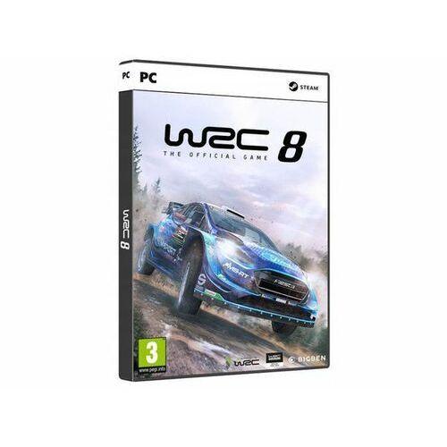 WRC FIA World Rally Championship 8 (PC)