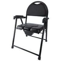 Armedical Krzesło toaletowe tapicerowane(składane)