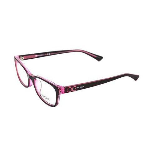Vogue eyewear Okulary korekcyjne vo2822d asian fit 1846
