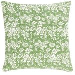 D2.design Poduszka flower garden 45x45 - zielony