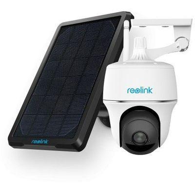Kamery monitoringowe Reolink Reolink kamery akumulatorowe