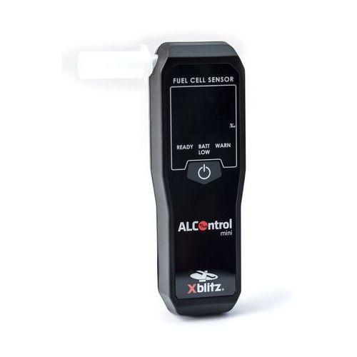 Alkomat Xblitz ALCONTROL Mini - sensor elektrochemiczny (5902479670522)