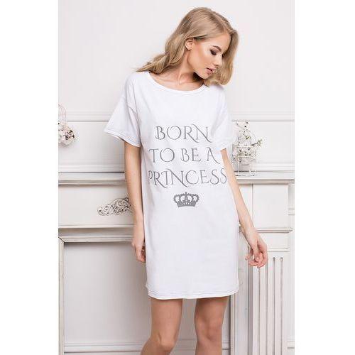 6178c0e178c01c Aruelle Koszulka nocna koszula nocna model princess white - Aruelle